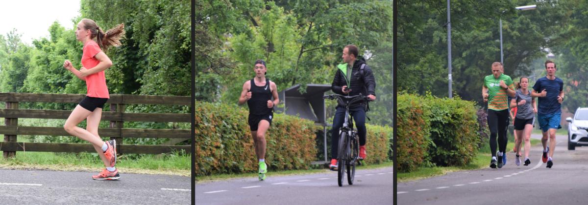 FIT in West-Friesland hardlopen trainen rennen 10km marathon