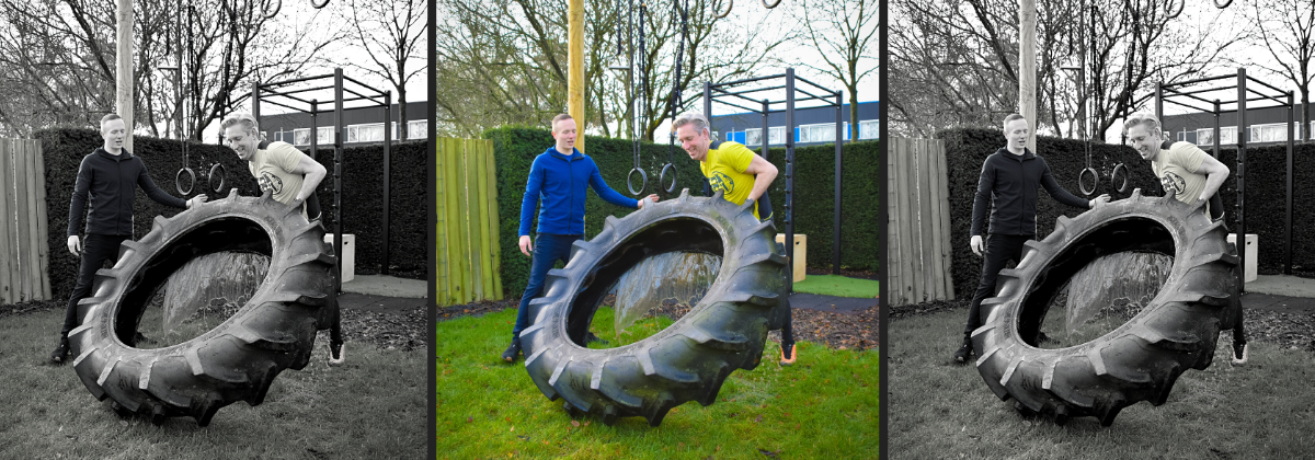 FIT in West-Friesland personal training hardlopen bootcamp