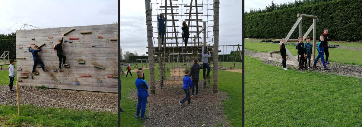 Kinderfeestje Survivalrun FIT in West-Friesland Hem Oosteblokker Keep moving